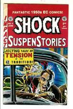 SHOCK SUSPENSESTORIES 34, US EC Comics REPRINT, 6/93 Wood art, VG