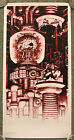 Metroid Samus Mother Brain Nes Nintendo Game Print Poster Mondo Nick Derington