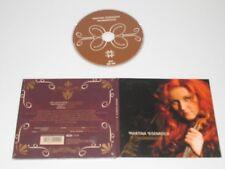 MARTINA RICHE EN FER/BEAU VIOLON(FM 141-2) CD ALBUM DIGIPAK