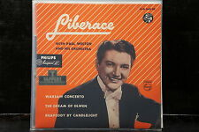 "Liberace ‎– Liberace With Paul Weston And His Orchestra (7""EP)"