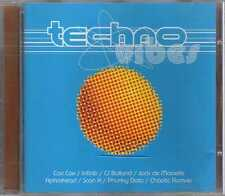 Compilation - Techno Vibes - CD - 1997 - Dima (Vitalic) Scan X Torgull