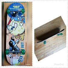 "Rare! Bravo Sports Spongebob Squarepants Check This Out 28"" Deck Skateboard 8"""