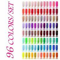 BELLE FILLE Colorful Series UV Gel Soak Off Nail Polish UV LED Lacquer Manicure
