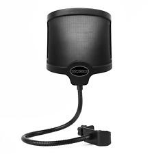 Zingyou Pf-101 Microphone Pop Filter Studio Recording Shield Mic Windscreen with
