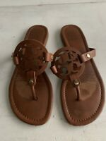 Tory Burch Miller Leather Sandal 8.5