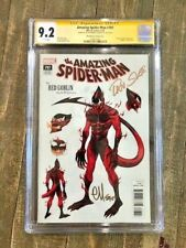 The Amazing Spider-man #797 CGC 9.2 Ed McGuinness Design Variant Red Goblin