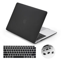 Matte Hard Shell Case Cover Keyboard Skin for 2018 MacBook Air 13 Retina A1932