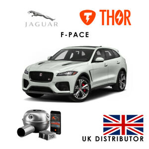 Jaguar F-Pace THOR Electronic Exhaust, 1 Loudspeaker UK