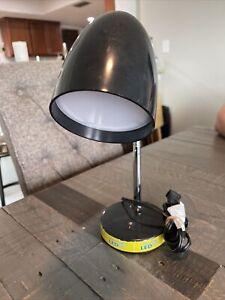 Intertek LED Desk Lamp Gooseneck Flexible Black MTSL1001AHB-LED3. 5K840 8.A8