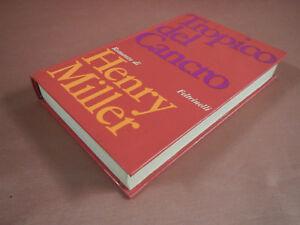 Henry Miller TROPICO DEL CANCRO Feltrinelli