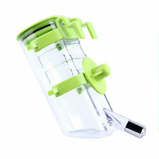 No Drip Dog Top-fill Water Bottle Drinker Pet Water Dispenser Water Feeder P8