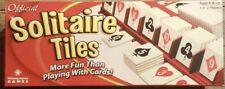 Official Solitaire Tiles Fun Game by Winning Moves #1064 Ages 8+ For 1-2 Players
