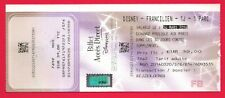 TICKET Billet DISNEYLAND Paris 2014 - Walt Disney