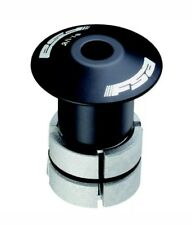 "FSA Compressor 1-1/8"" Black Expander Plug and Top Cap"