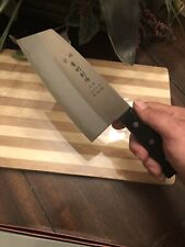 JAPANESE SANTOKU meat cleaver - chef knife - Stainless Steel - butcher knife