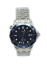 Omega Seamaster 300M Blue Stainless Steel Watch 2221.80