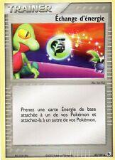 ECHANGE D'ENERGIE 82/109 - CARTE POKEMON - NEUF