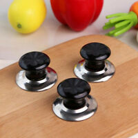 Replacement kitchen cookware pot saucepan pan lid hand grip knob handle cover bz