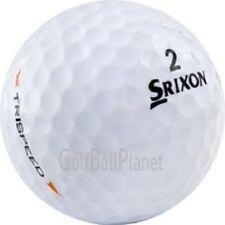 50 Srixon Trispeed / Trispeed Tour Mint Used Golf Balls AAAAA