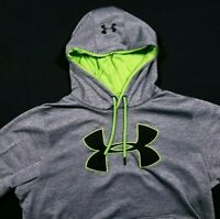 Under Armour Storm Pull Over Hoodie Sweatshirt Size L Large Men's