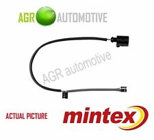 MINTEX REAR BRAKE PAD WEAR SENSOR WARNING INDICATOR GENUINE QUALITY - MWI0226