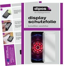 5x Film de protection d'écran pour ZTE nubia Red Magic 3S protecteur clair dipos