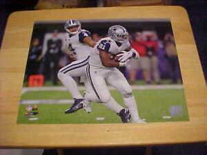 Dak Prescott Ezekiel Elliott Cowboys LICENSED 11X14 Photo Includes Top Loader