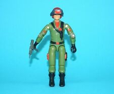 1983 GI JOE / ACTION FORCE Z FORCE STEELER 100% COMPLETE C9 PALITOY UK