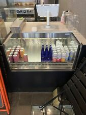 Cold Beverage Display - $6.5K New - Perfect Condition