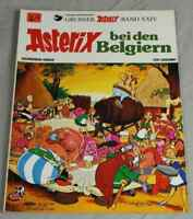 Buch: ASTERIX bei den BELGIERN - Asterix Band XXIV - Delta / Ehapa 1979   /S265