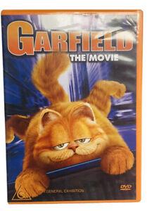 Garfield - The Movie (DVD, 2004)