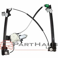 02-05 Land Rover Freelander Drivers Front Power Window Regulator Motor Assembly