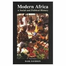 Modern Africa: A Social And Political History (3rd Edition): By Basil Davidson