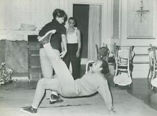 DIRECTOR ANTHONY ASQUITH SOPHIA LOREN THE MILLIONAIRESS 1960 PHOTO ORIGINAL #104