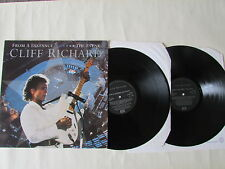 CLIFF RICHARD - FROM A DISTANCE - THE EVENT - 2 X LPs  (v.g.c.)