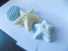 seashell bathbombs ocean breeze