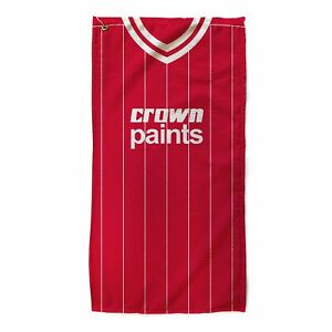 Liverpool 1983 Home Golf Towel