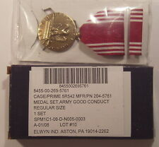U.S. Army Good Conduct Medal Set in Box