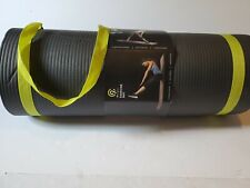 """CHAMPION EXERCISE MAT CUSHIONED SUPPORT EASY STORAGE 72"""" X 24 1/2"""""""