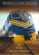 World Class Trains, THE BLUE TRAIN Railway DVD - South Africa, Cape Town - New