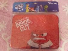 "NWT Disney Pixar INSIDE OUT 15"" Laptop Sleeve Case Cover ANGER -- NICE 💚💜"