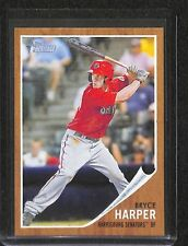 2011 Topps Heritage Minor League #16 Bryce Harper