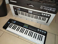 Samson Graphite 49 USB MIDI Keyboard (+ OVP), einwandfreier Zustand