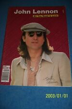 John LENNON 1940-1980 The Beatles ALL YOU NEED IS LOVE No Label Vol 1 No 1