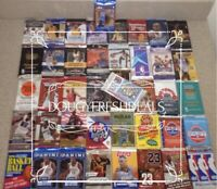 GR8 LOT OLD NEW UNOPENED BASKETBALL CARDS IN PACKS AUTO? RC? KOBE? LUKA? ZION?