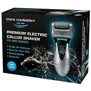 Own Harmony CR900 Electric Callus Remover for Men Hard Skin Remover