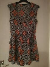 Cute Summer Playsuit NEW LOOK Size 10