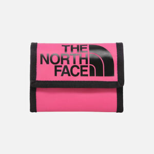 The North Face Base Camp Wallet Travel Fishing Outdoor Men Women Black NF00CE69