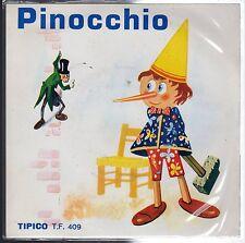 disco 45 GIRI PINOCCHIO TIPICO