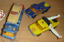 Matchbox Super Kings K-2 Car Recovery Vehicle, K-59 Capri, 2x K-6/11 Pick Up